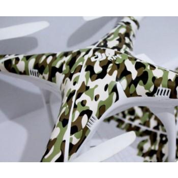 Army like sticker for DJI Phantom 2 Vision