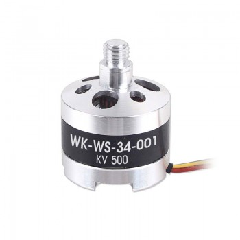 Brushless motor (clockwise rotation - levogyrate thread)(WK-WS-34-001) for hexacopter TALI H500