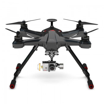 Walkera Scout X4 Carbon color edition - FPV1