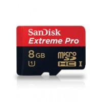 Extereme Pro microSD 8GB - class 10, 95 MB/s