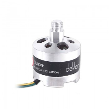 Brushless motor (counterclockwise rotation - dextrogyrate thread)(WK-WS-34-001) for hexacopter TALI H500