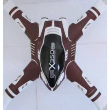 Brown leather sticker for Walkera QR X350/QR X350 PRO