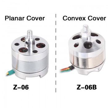 Brushless motor (convex cover)(WK-WS-28-008C) for Walkera QR X350 PRO