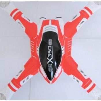 Red neon like sticker for Walkera QR X350/QR X350 PRO