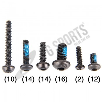 Screw set for Walkera RUNNER 250