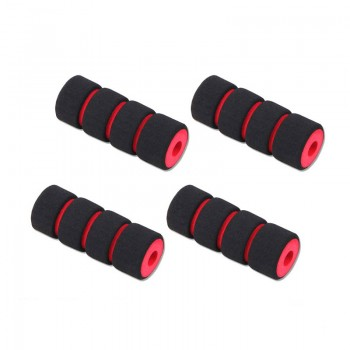 Skid landing damping sponge for hexacopter TALI H500